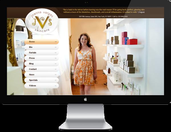 Custom wordpress website   design by Simpson