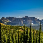 Logan Pass - Glacier NP - Aug '13