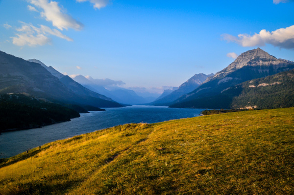 Waterton Lakes - Glacier NP - Aug '13 by Jack Carroll