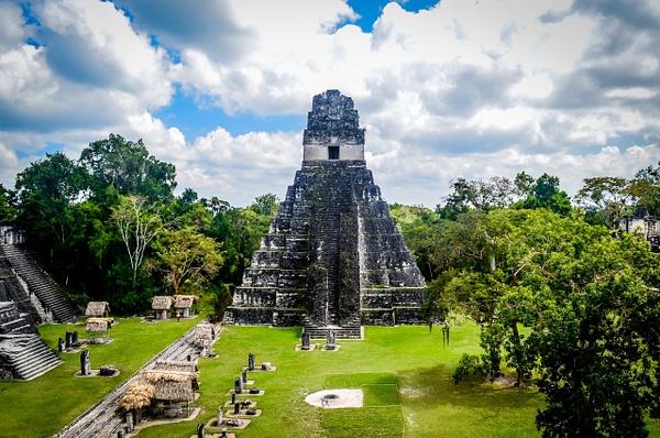 Tikal, Guatemala - Feb 17 '14 by Jack Carroll