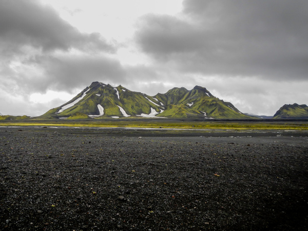 Laugavegur Trail - Iceland - Jul '14 by Jack Carroll