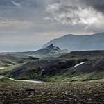 Fimmvörðuháls Trail - Iceland - Jun '14