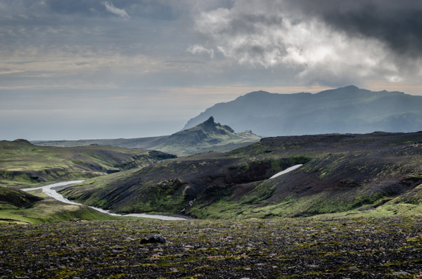 Fimmvörðuháls Trail - Iceland - Jun '14 by Jack...