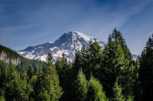 Mount Rainier NP - Jul '14 by Jack Carroll