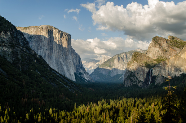 Yosemite NP - May '15 by Jack Carroll