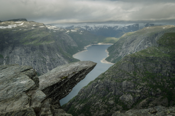 Odda to Flåm - Norway - Sep '15 by Jack Carroll