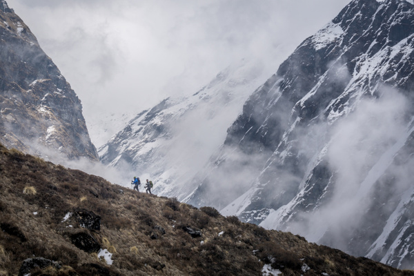 Nepal - Annapurna Base Camp Trek - Mar '16 by Jack Carroll