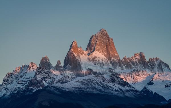 Los Glaciares NP - Argentina - Mar '17 by Jack Carroll