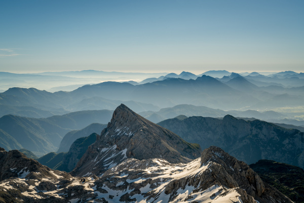 Triglav Hike - Slovenia - Jun '17 by Jack Carroll