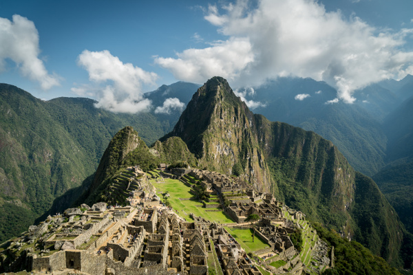 Machu Picchu - Peru - Oct' 17 by Jack Carroll