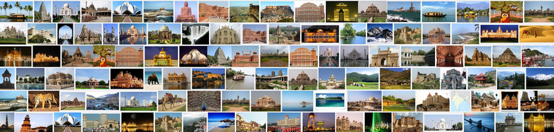 Tourist Destinaiton in India