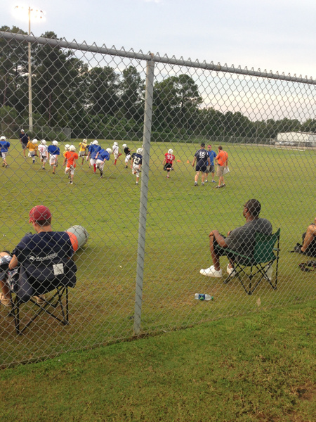Landen_Football_Practice_Sept_2013_(2) by KeepingUpWithTheKardos