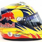 2011 F1 Helmets