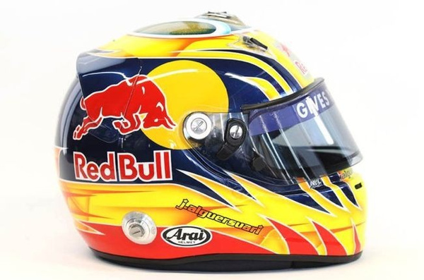 2011 F1 Helmets by EGARAGE by EGARAGE