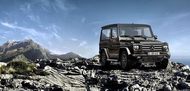 2011_Mercedes_Benz_G-Wagen_1