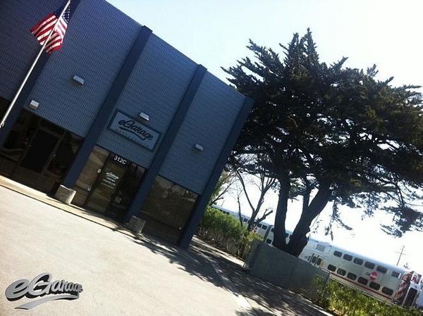 EGarage HQ - Bay Area by EGARAGE by EGARAGE