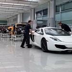 Inside McLaren; Perfecting the