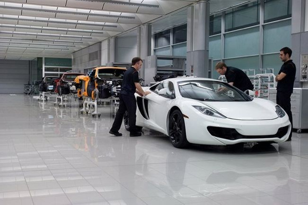 Inside McLaren; Perfecting the by EGARAGE by EGARAGE