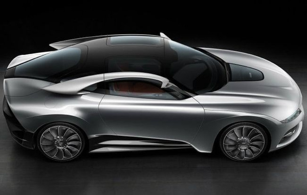 Saab Phoenix Concept by EGARAGE by EGARAGE