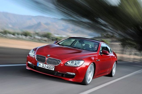 The New BMW 6 Series Coupe by EGARAGE by EGARAGE