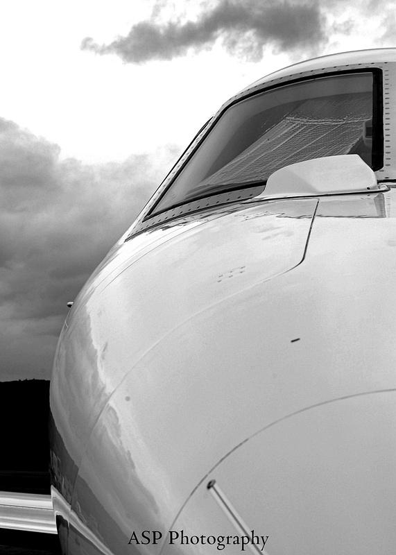 Air Show Nikon 044 black and white-1