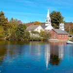 Harrisville NH, Fall 2014