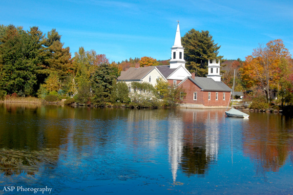 Harrisville NH, Fall 2014 by amysuephoto