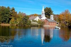 Harrisville NH, Fall 2014