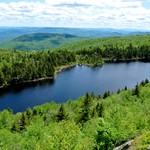 Lake Solitude and Mt Sunapee 2015