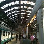 Interrailing - Milan