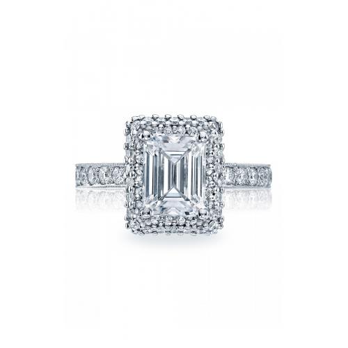 Tacori Engagement Rings Blooming Beauties HT2520EC85X65 by JasonSmith