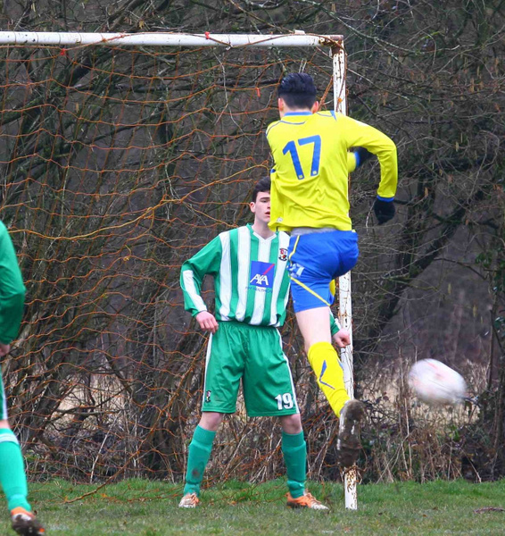 Rusthall Double Header We Lost 3:0 by Michaeltravers