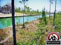 Freeport, Grand Bahama, Bahamas Lots Land  For Sale - Beautiful Freshwater Canal Lot