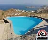 Mykonos, Cyclades, Greece Villa For Sale - Modern Designed Villa in Mykonos,Greece