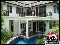 Pattaya, Chon Buri, Thailand Chateau For Sale - Modern House Thai-Bali Style in Jomtien by internationalrealestate