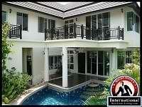 Pattaya, Chon Buri, Thailand Chateau For Sale - Modern House Thai-Bali Style in Jomtien
