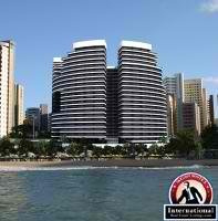 Fortaleza, Ceara, Brazil Apartment For Sale - Landscape Apartments -  Beach Front