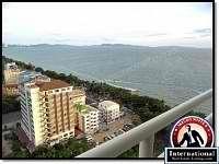 Pattaya, Chonburi, Thailand Condo For Sale - Sea View Studio on Jomtien Beach by internationalrealestate