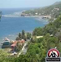 Roatan, Coxen Hall, Bay islands, Honduras Island For...