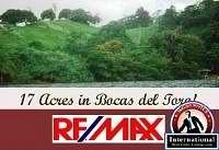 Snapper Point, Bocas del Toro, Panama Lots Land  For Sale - 17 Acres for sale in Bocas, Panama, 80K