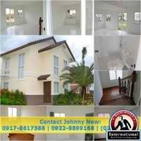 Bacoor, Cavite, Philippines Single Family Home  For Sale - Charlotte House MODEL, BELLEFORT ESTATES