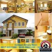 Bacoor, Cavite, Philippines Single Family Home  For Sale - VIVIENNE MODEL, DETACHED HOUSE, 5BDRM