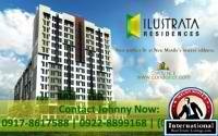 Quezon City, Metro Manila, Philippines Condo For Sale - ILUSTRATA RESIDENCES CONDO, 1BDRM UNIT