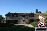 Antigny, Poitou Charentes, France Farm Ranch  For Sale -...