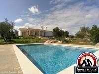 Paderne, Algarve, Portugal Villa For Sale - 3 Bedroom Villa in Paderne Area