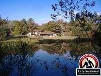 Ygos st Saturnin, Landes, France Mansion For Sale - Superb Country House Estate