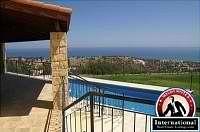 Paphos, Paphos, Cyprus Villa For Sale - 4 Bedroom Villas with Incredible Views