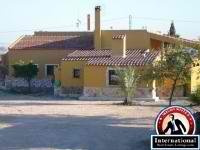 Albatera, Alicante Costa Blanca, Spain Villa For Sale - kr0171 STC Finca 5 Bed 5 Bath Pool
