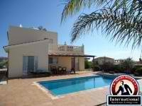 Paphos, Paphos, Cyprus Villa For Sale - 3 Bedroom Villa with Sea View in Paphos by internationalrealestate