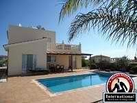 Paphos, Paphos, Cyprus Villa For Sale - 3 Bedroom Villa with Sea View in Paphos